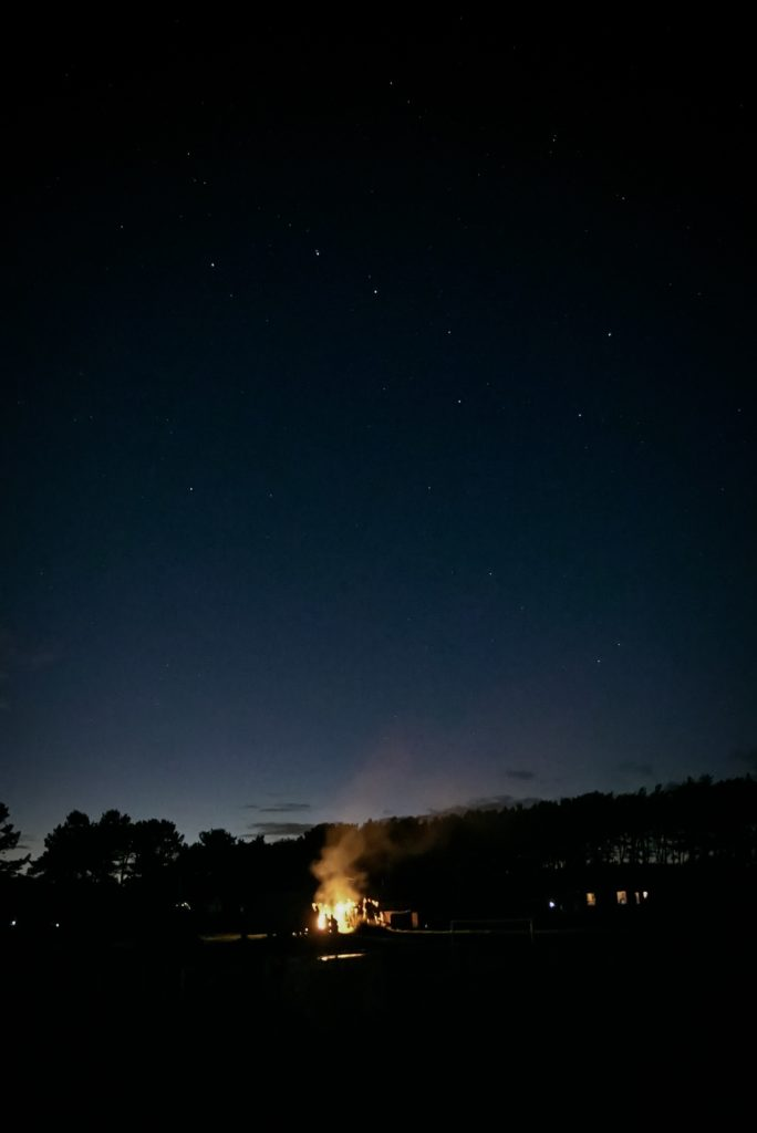big dipper astrophotography harvest moon weddings