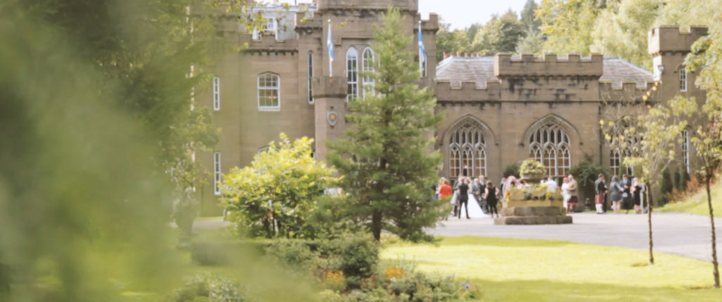Drumtochty Castle Wedding